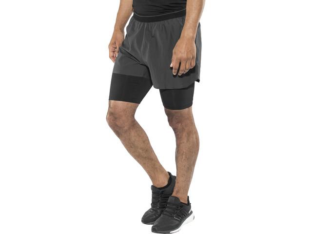 adidas TERREX Agravic Pantalones cortos running Hombre, black